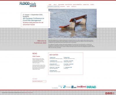 FLOODrisk 2020: Homepage