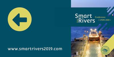 Smart Rivers 2019: Signage