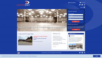 Parker Parr: Homepage